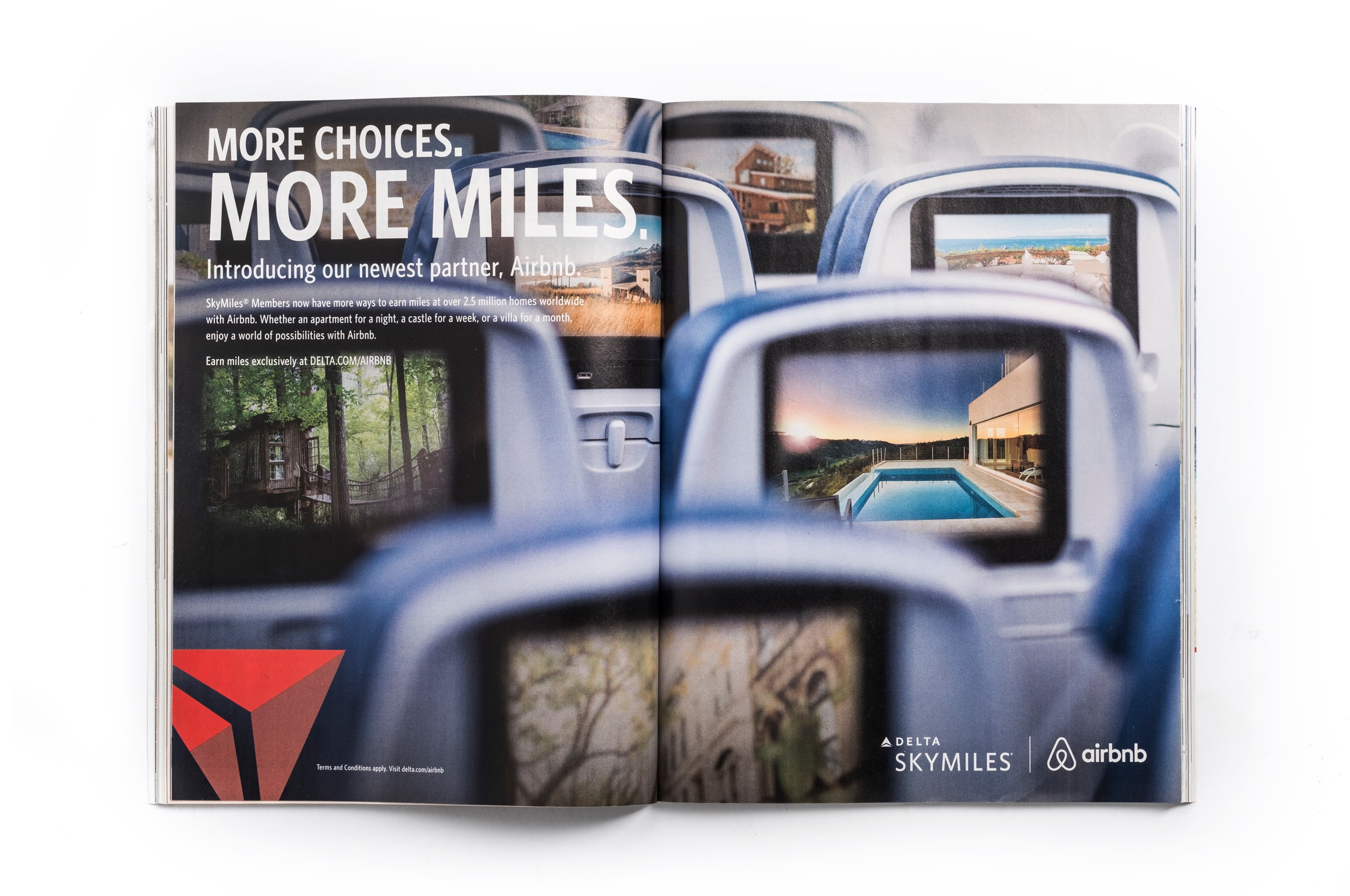 Jackson Spalding - Delta Air Lines, Multi-channel marketing, Mobile Application, Magazine