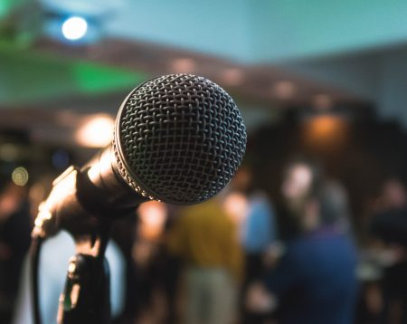 Six Tips for Public Speaking